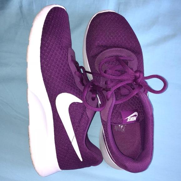 Nike Shoes | Nike Tanjun Purple Shoes